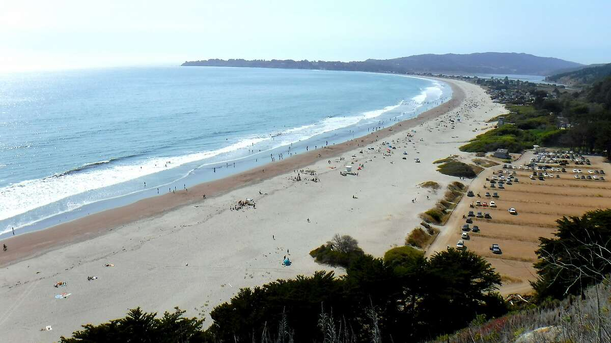 HIT THE BEACH With warm weather in the forecast, it's time to plan a trip to one of the Bay Area's dozens of beaches.