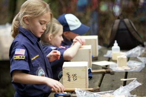 Sam Houston Area Council Cub Scout packs in Houston area now