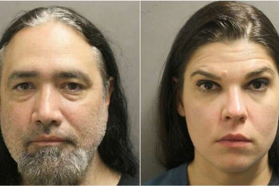 John Guerrero, 48, and Virginia Yearnd, 39, were arrested Monday after they allegedly left their 11-year-old daughter home alone in Houston while they travelled to Detroit for a concert.