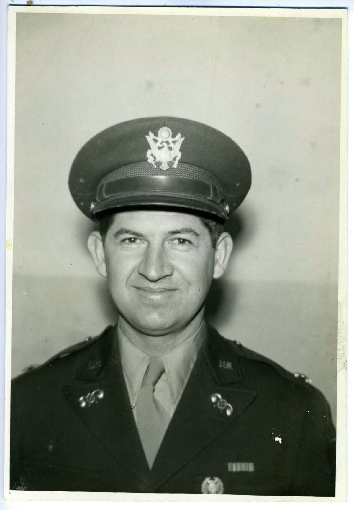 """U.S. soldier A. I. Schepps is featured in a new exhibit at the Holocaust Museum Houston, titled """"The Texas Liberator: Witness to the Holocaust."""""""