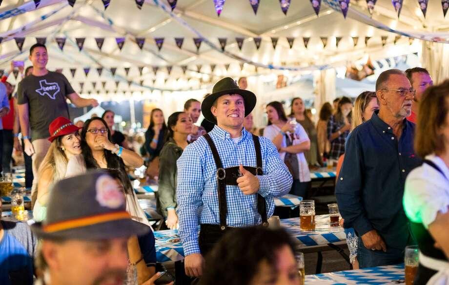 Kings BierHaus, 2044 E. T.C. Jester, Houston, is holding an Oktoberfest event on Oct. 19-21. Photo: King's BierHaus