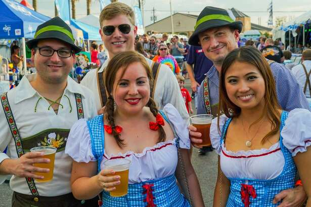 Kings BierHaus, 2044 E. T.C. Jester, Houston, is holding an Oktoberfest event on Oct. 19-21.