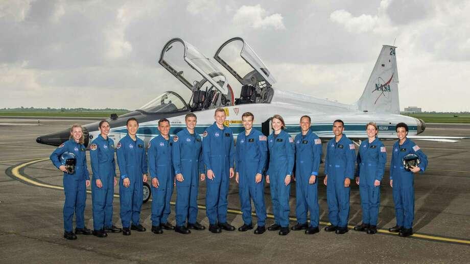 PHOTOS: Meet the AstronautsThis undated photo made available by NASA on Wednesday, June 7, 2017 shows the 2017 NASA Astronaut Class. >>Meet the rest of Robb Kulin's class... Photo: Robert Markowitz, HOGP / Associated Press / Internal