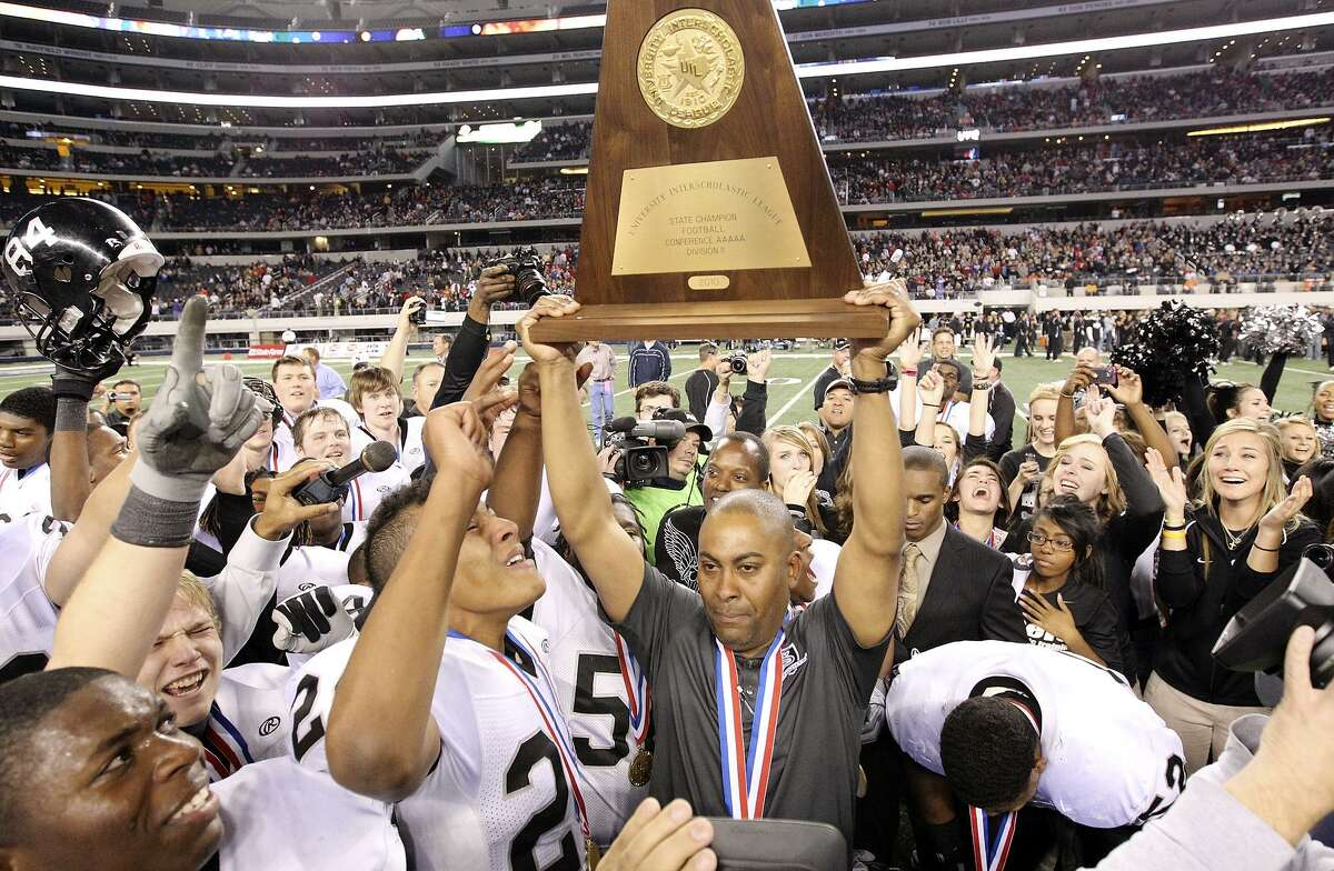 20105A Division II State Championship Steele Knights 24, Denton's Guyer Wildcats 21