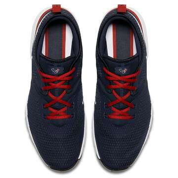 A peek at Nike Air Max sneakers for Texans fans