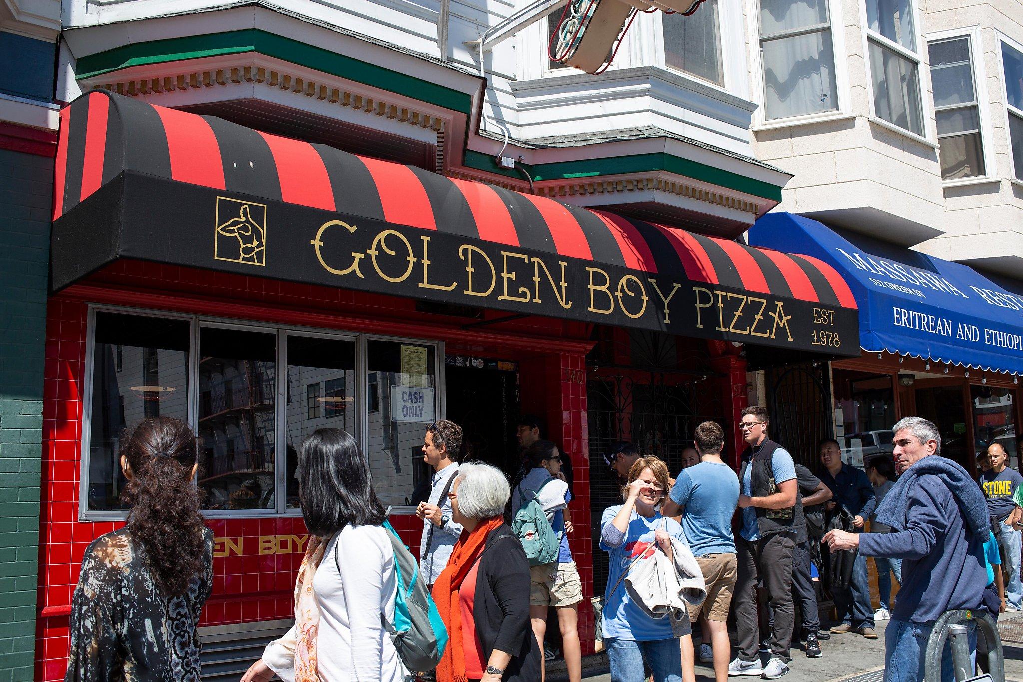 Michael Bauer's favorite restaurants in North Beach