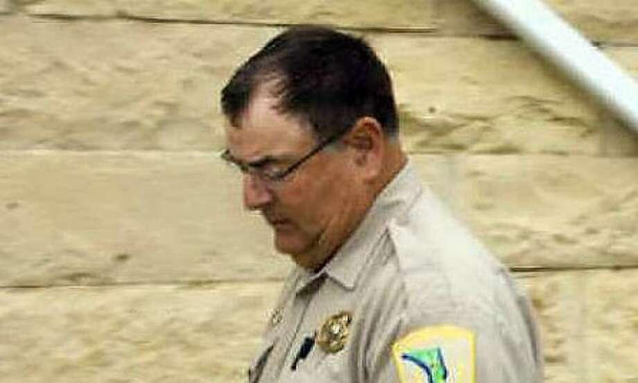 Calhoun County Sheriff Bill Heffington