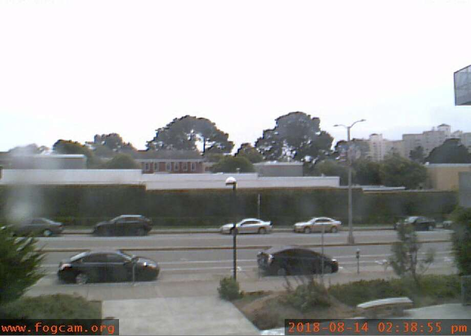 San Francisco FogCam 