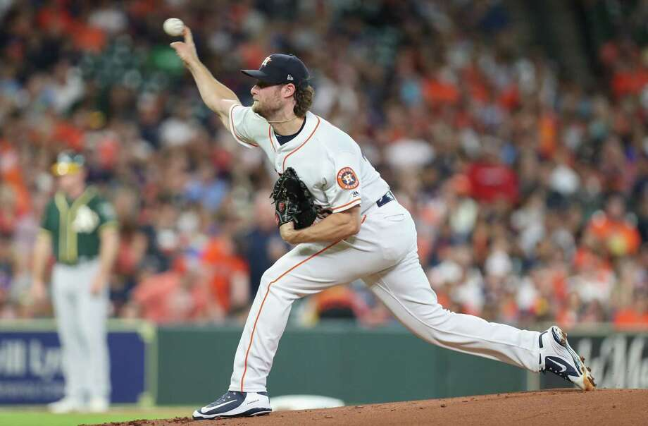 Gerrit Cole gets the call for the Astros in Friday's series opener at Boston. Photo: Steve Gonzales, Staff Photographer / Staff Photographer / © 2018 Houston Chronicle