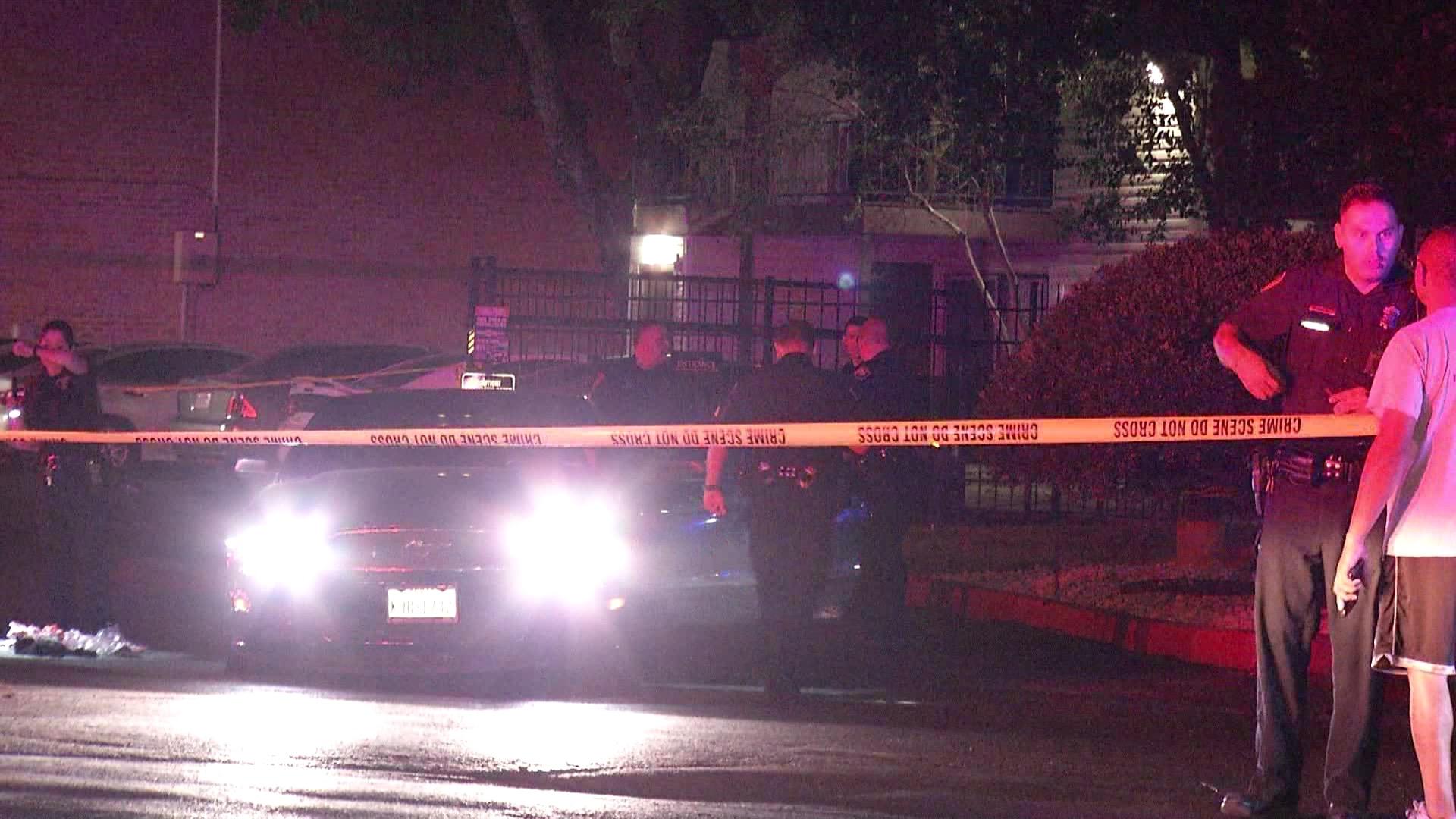 f8571ca42eb88 17-year-old killed in NE side triple shooting is ID'd - San Antonio  Express-News