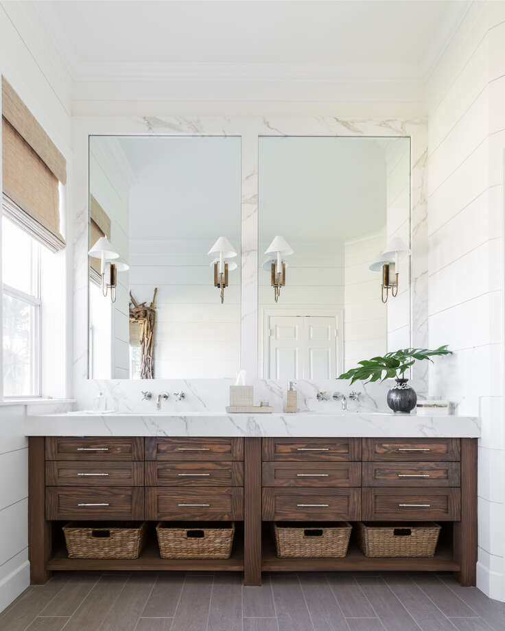 Houston Chronicle architecture and home design writer Diane Cowen will talk about bathroom remodeling ideas at noon Saturday, Sept. 8, 2018, at the 16th annual Fall House Beautiful Show at the Waterway Marriott in The Woodlands. Photo: Julie Soefer