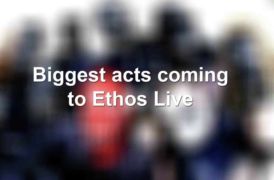 Keep scrolling to see the biggest acts performing at Ethos Live in Laredo this year. Photo: Courtesy