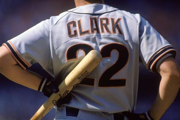 2aff86d27 Giants should retire 22, not for just one Clark - SFChronicle.com