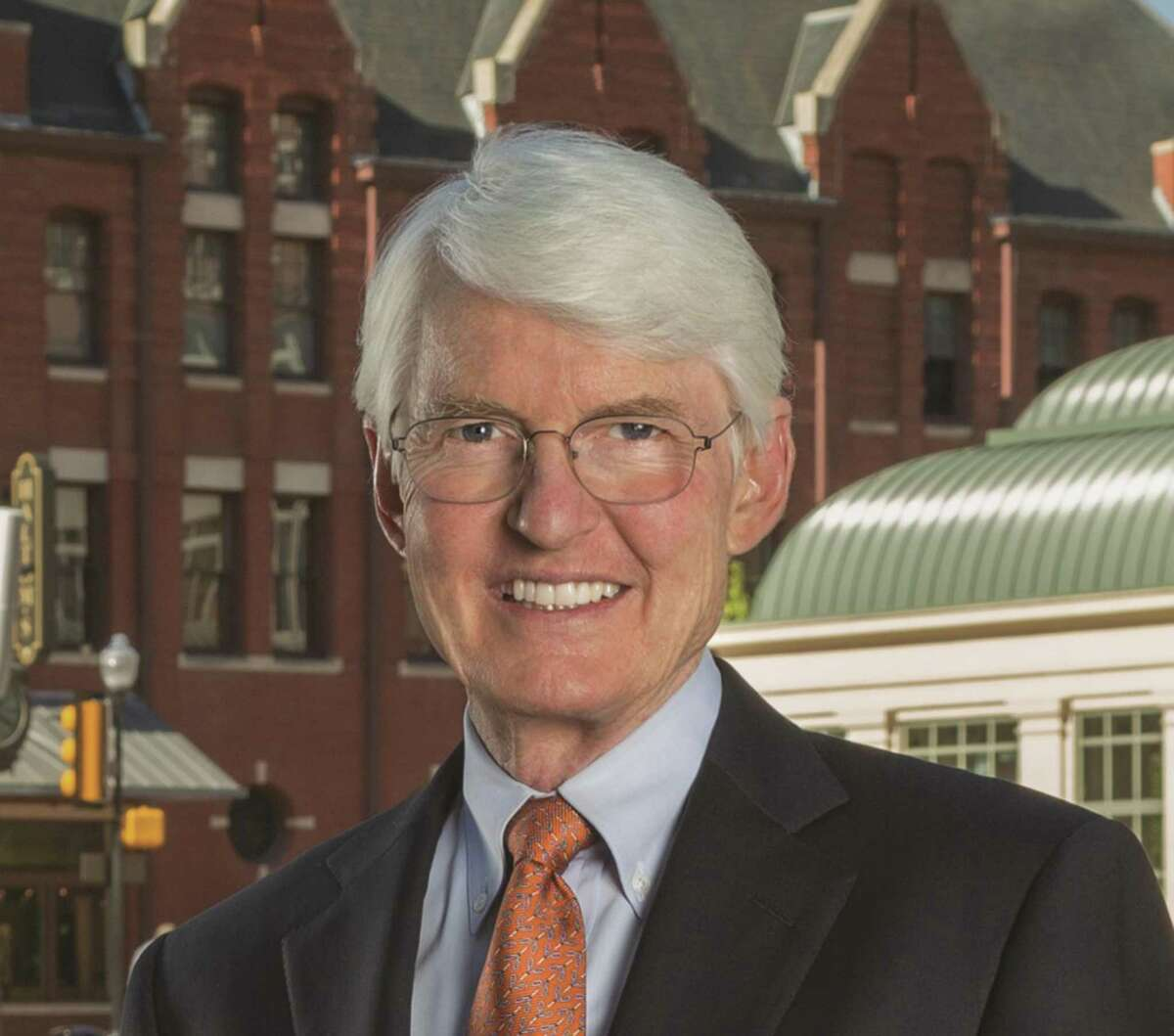 Edward P. Bass of Forth Worth, Texas, a billionaire and philanthropist who graduated from Yale University in 1967, had donated $160 million to renovate the Yale Peabody Museum of Natural History.