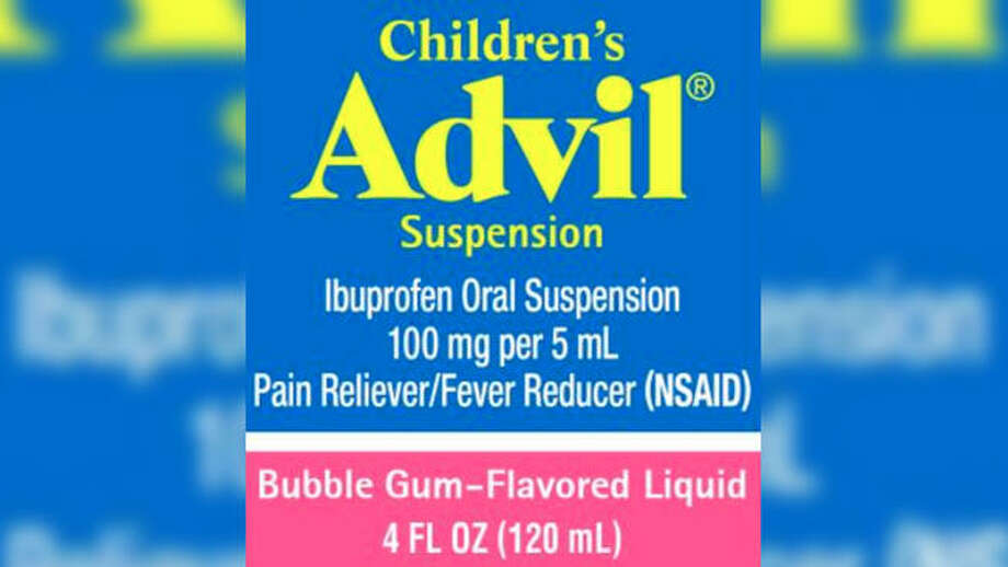 Childrens Advil Recall What You Need To Know Sfgate