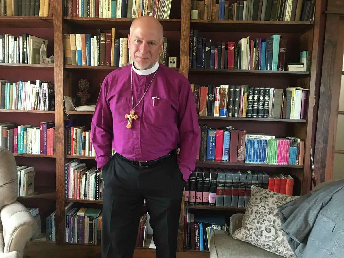 Bishop William Love (photo by Amy Biancolli)