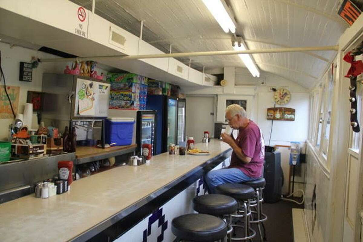The Sandy Hook Diner in Newtown is an oasis of calm.