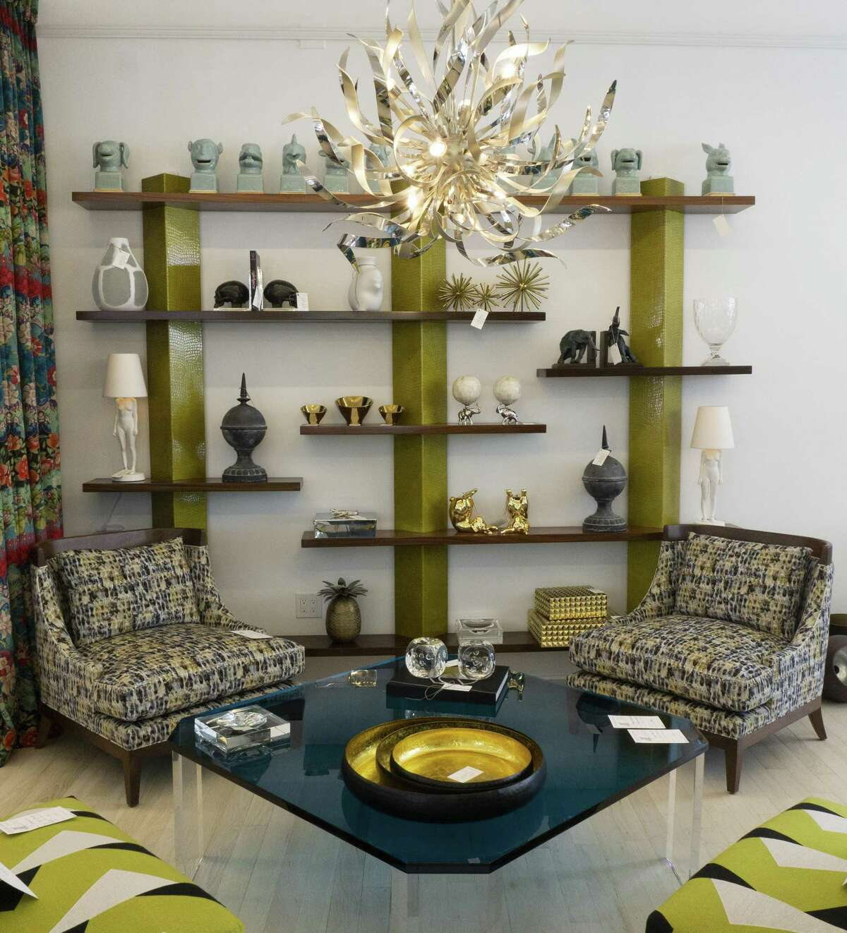 The Tailored Home in Westport has opened a second shop in Greenwich.