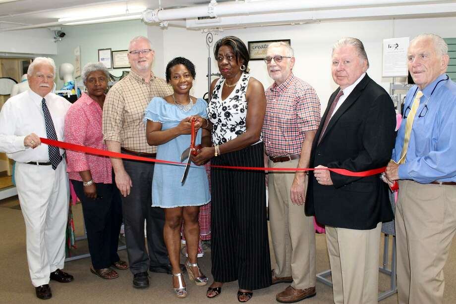 Tonia's Tailoring Featuring Lola held a ribbon cutting Aug. 9 to celebrate its new location at Main Street Market in Middletown. Tonia Herring and Lola Hardwick are both graduates of the Side Street to Main Street Business & Leadership Development Program. Tonia Herring and Lola Hardwick are graduates of the Side Street to Main Street Business & Leadership Development Program. Photo: File Photo