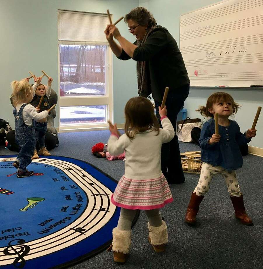 """Community Music School is now offering First Notes; Musical Beginnings for Young Children"""" with a progressive program of music education. Photo: Contributed Photo"""