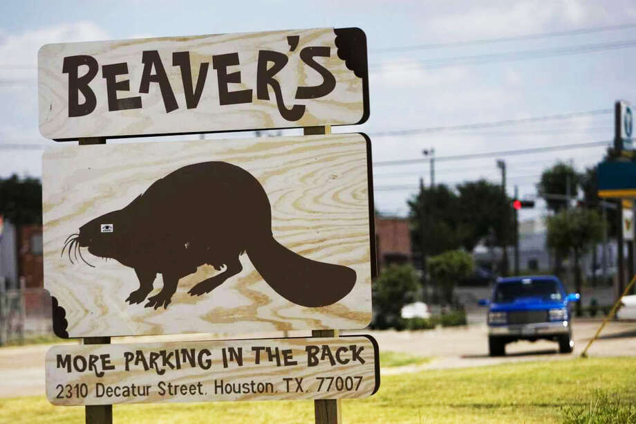 The original Beaver's at 2310 Decatur will close and reopen as a new concept with a new name according to the restaurant's partners. Photo: Houston Chronicle