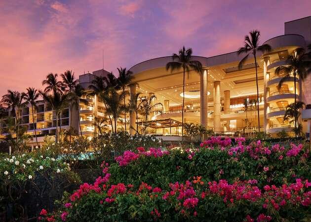 Suite Spot: Big Island's Hapuna Beach Prince Hotel revamped