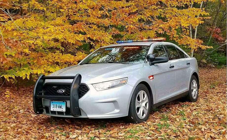 State Police are reporting a steep decline in the number of motor-vehicle accidents this Labor Day weekend. Photo: Contributed Photo / Connecticut State Police / Contributed Photo / Connecticut Post Contributed