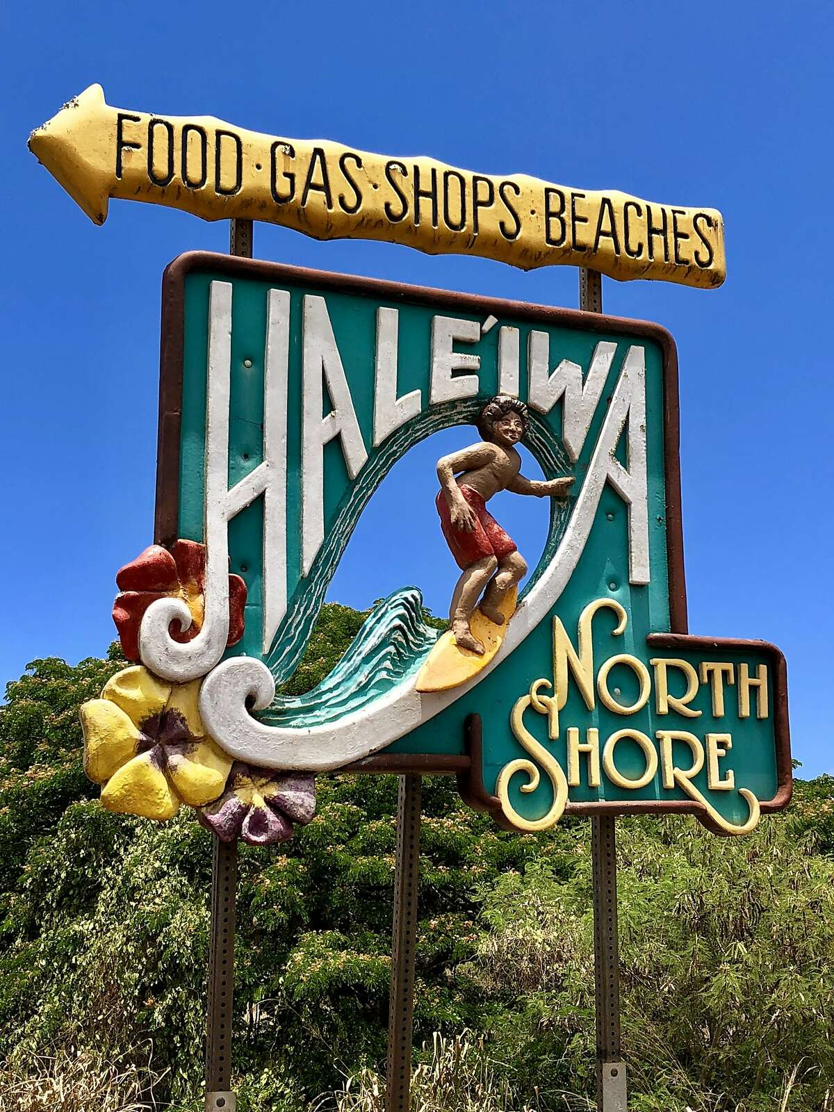 Oahu's North Shore is legendary in big wave surfing, with a 7-mile stretch of winter waves, including the Banzai Pipeline and Waimea Bay.
