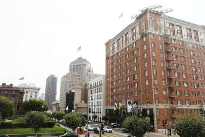 L A  investor could buy fourth hotel on S F 's Nob Hill