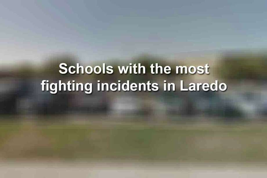Keep scrolling to see which schools reported the most fight incidents during the 2016-17 school year in Laredo. Photo: Google Maps