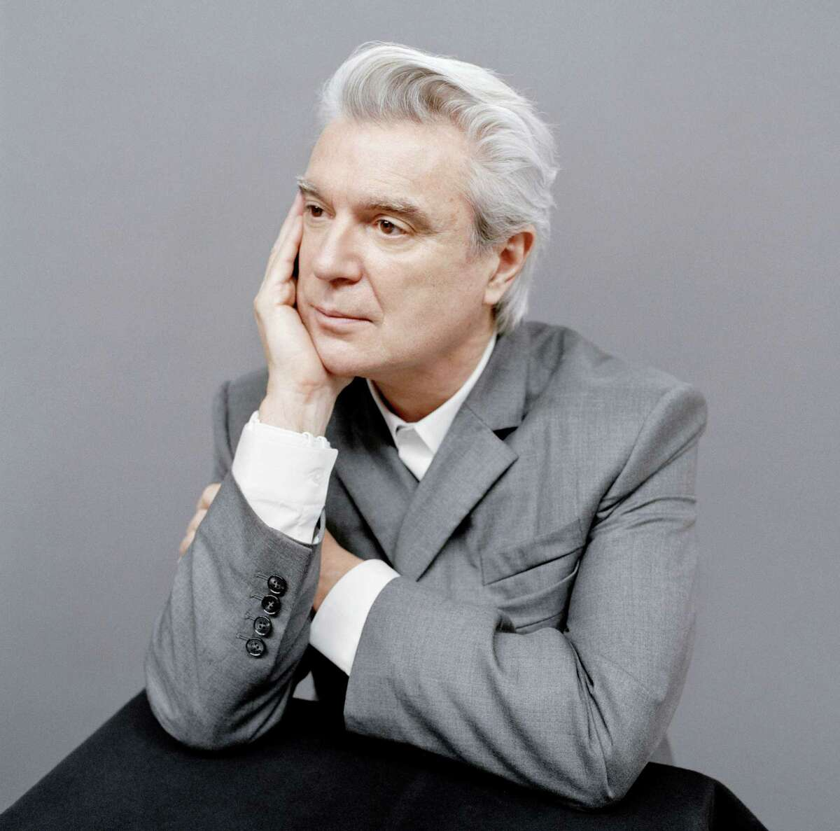David Byrne Performing in San Antonio: Oct. 9 at The Tobin Center Performing in Austin: Oct. 5 & Oct. 12