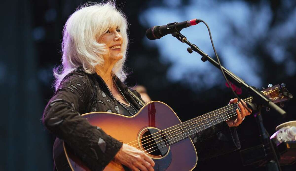 Emmylou Harris will be back at Hardly Strictly Bluegrass.