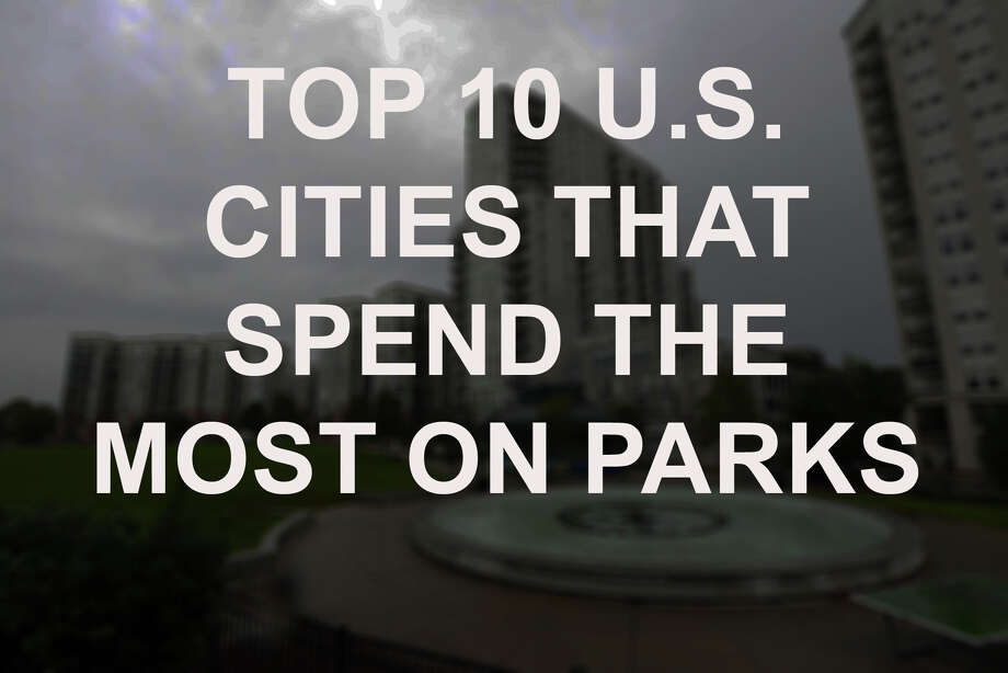 Click through to see the cities that spend the most on parks. Photo: Matthew Brown / Hearst Connecticut Media / Stamford Advocate