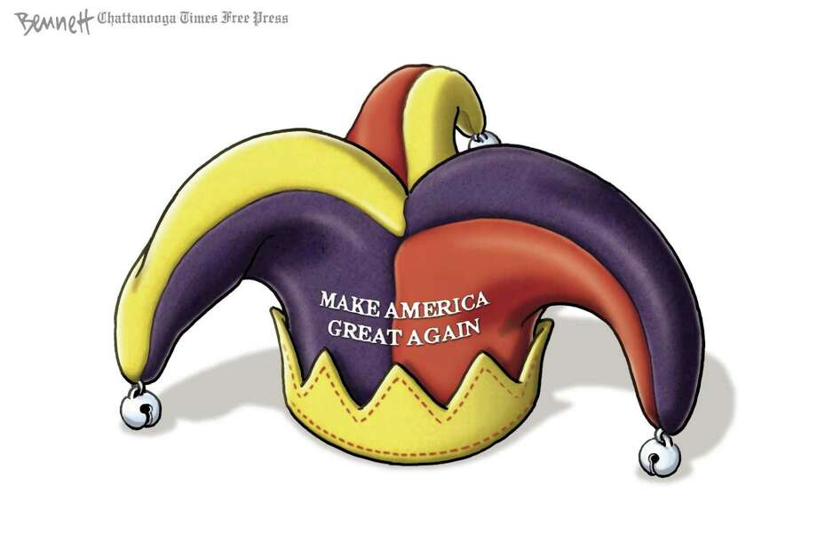 Clay Bennett, Chattanooga Times Free Press Photo: Clay Bennett / Chattanooga Times Free Press / Washington Post Writers Group