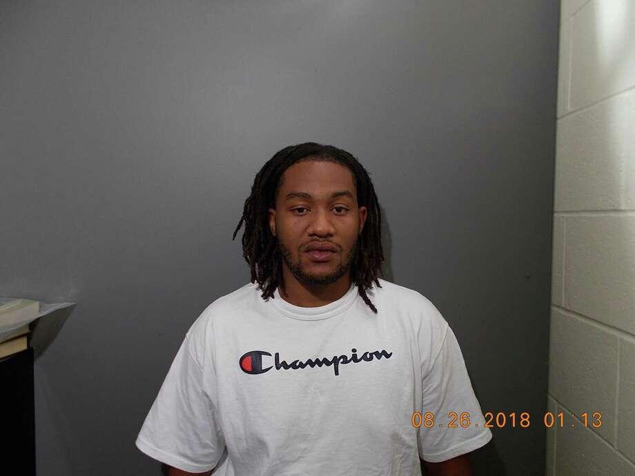 Daniel Oliver, 24, of Harlem Avenue, Bridgeport Photo: Wilton Police Department