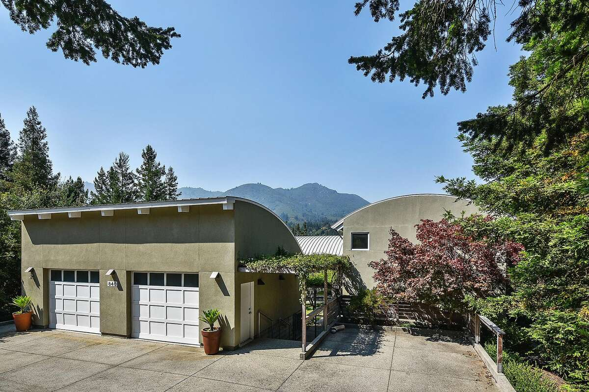 840 Edgewood Ave. in Mill Valley is a contemporary five-bedroom that�s available for $5.995 million.