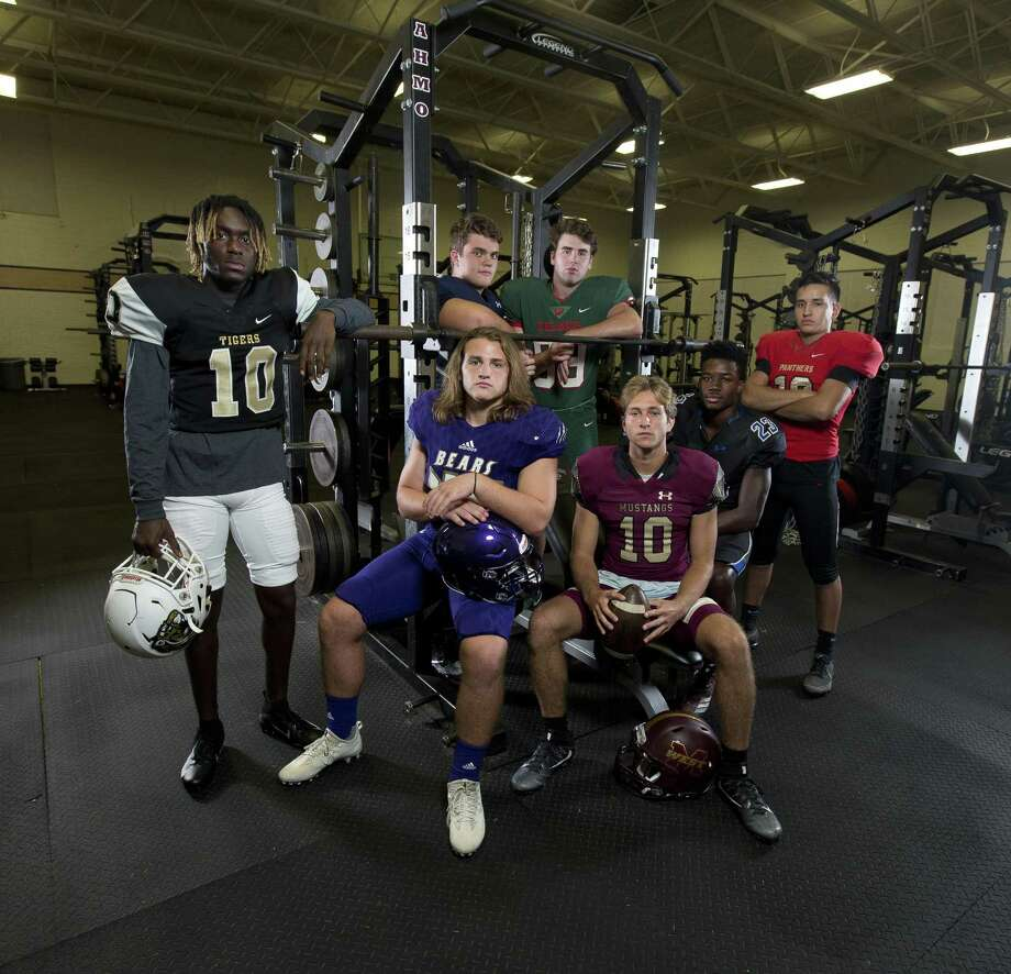 2018 Montgomery County Football Preview Shoot Photo: Jason Fochtman, Staff Photographer / Houston Chronicle / © 2018 Houston Chronicle
