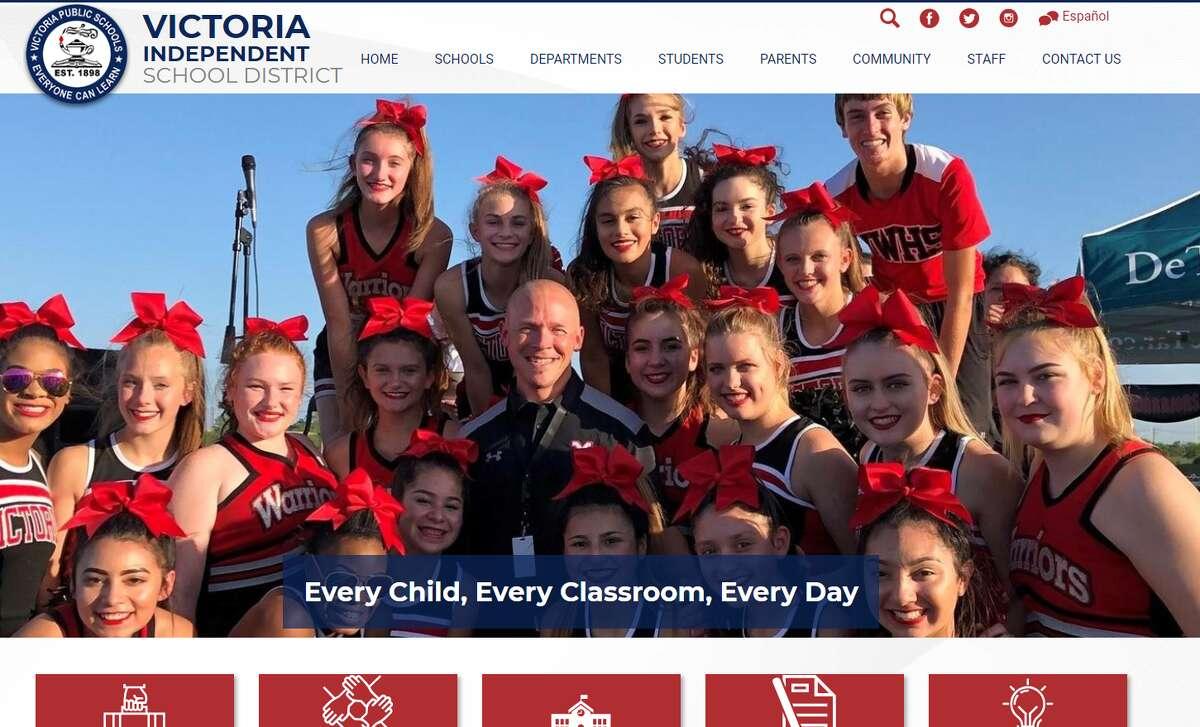 Region 3: Victoria Region total enrollment:57,020 Percent of students disciplined: 16