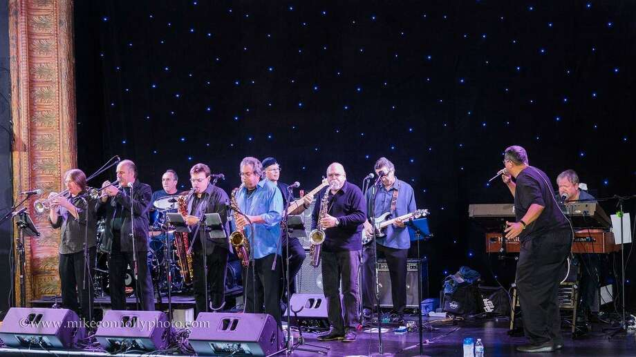 See On the Serious Side, a Tower of Power tribute band, at The Kate on Friday, Sept. 7. Photo: Contributed Photo /