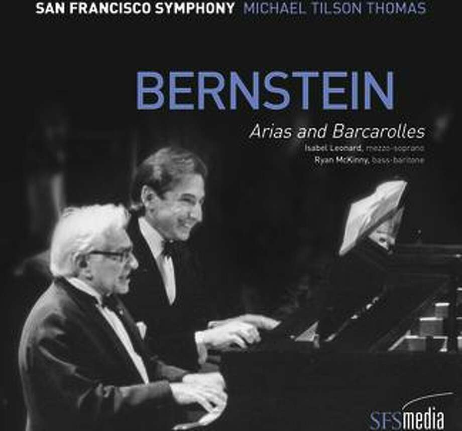 "Leonard Bernstein, ""Arias and Barcarolles"" Photo: SFS Media"