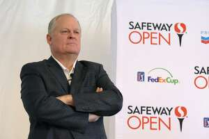 Johnny Miller had to flee the flames at Silverado last year.