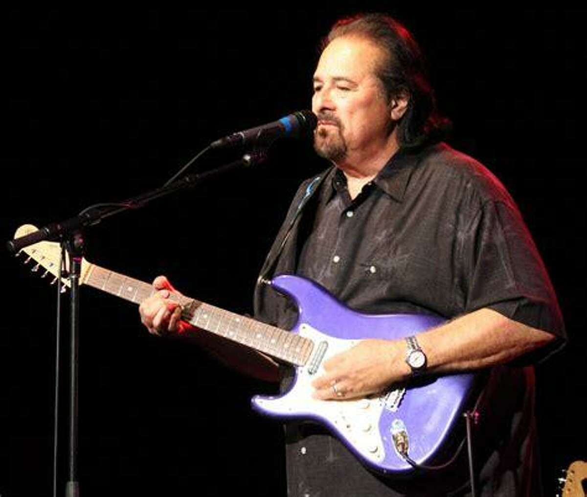 Coco Montoya is performing at Bridge Street Live in Collinsville in September.