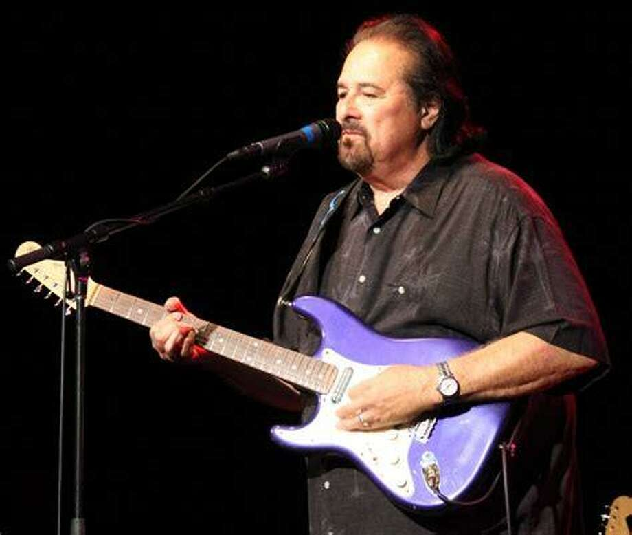 Coco Montoya is performing at Bridge Street Live in Collinsville in September. Photo: Contributed Photo