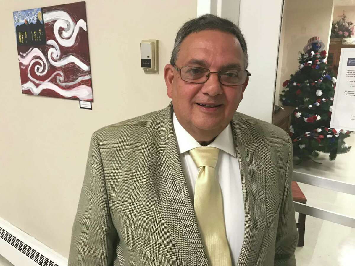 Watervliet Councilman Charles Patricelli is running in the Democratic primary to hold on to his council seat. The city Democratic Committee endorsed him.