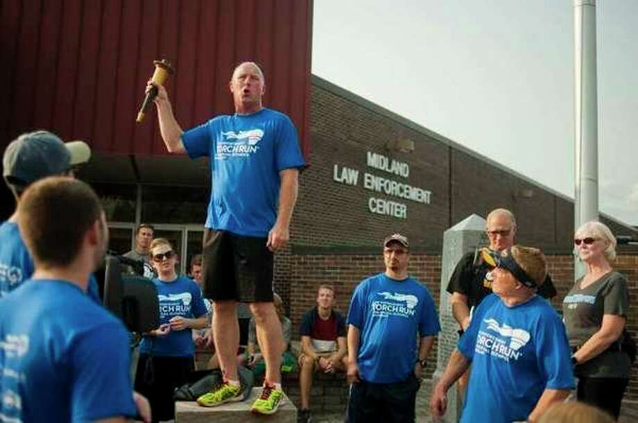 A previous Torch Run -- an event that benefits Special Olympics. (Daily News File Photo)