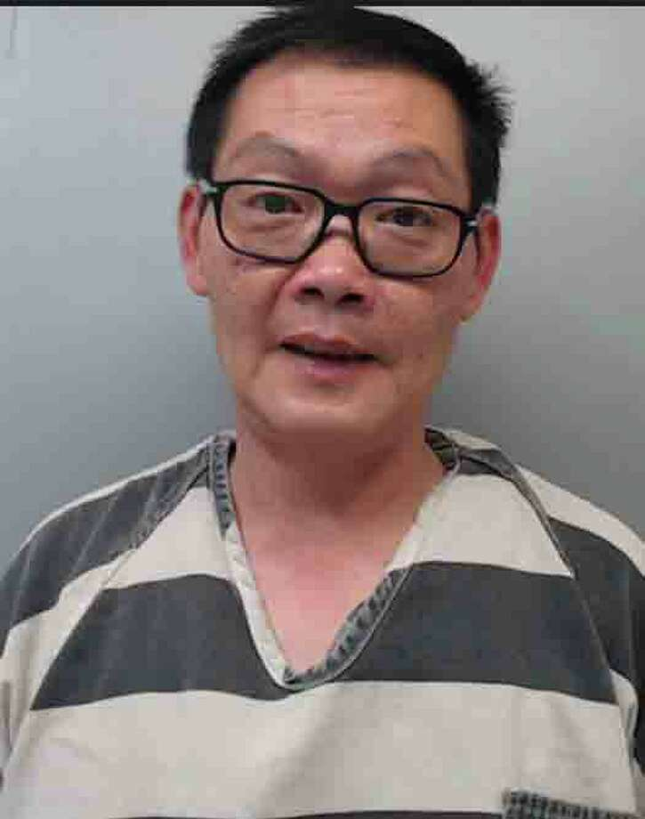 Nick Chu, 50, charged with gambling promotion and keeping a gambling place. Photo: Webb County Sheriff's Office