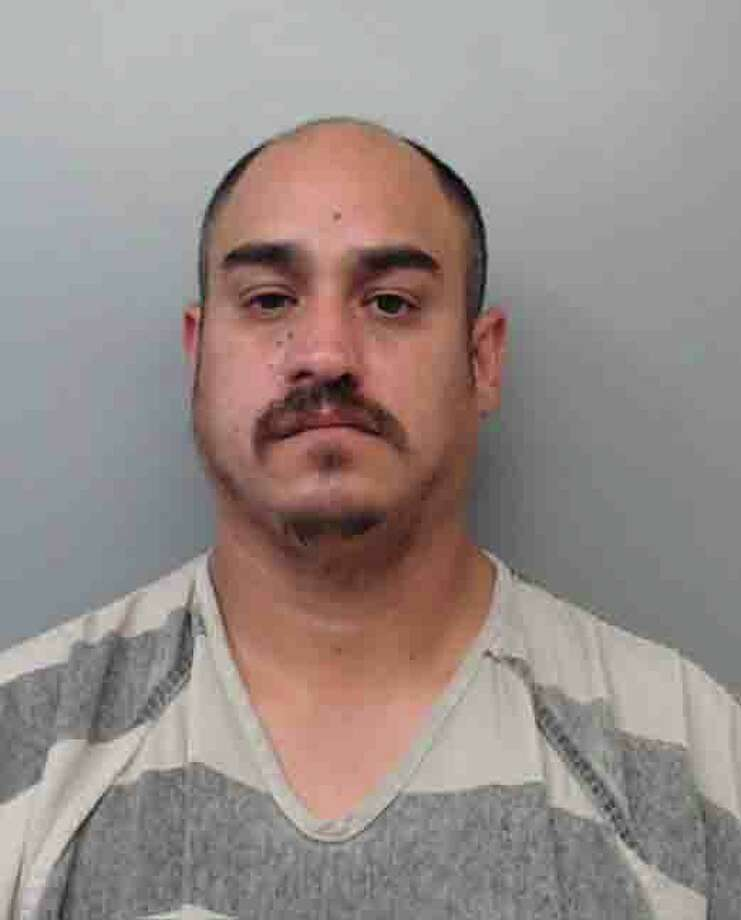 Jose Ramon Garcia, 38, was charged with possession of a controlled substance. Photo: Webb County Sheriff's Office