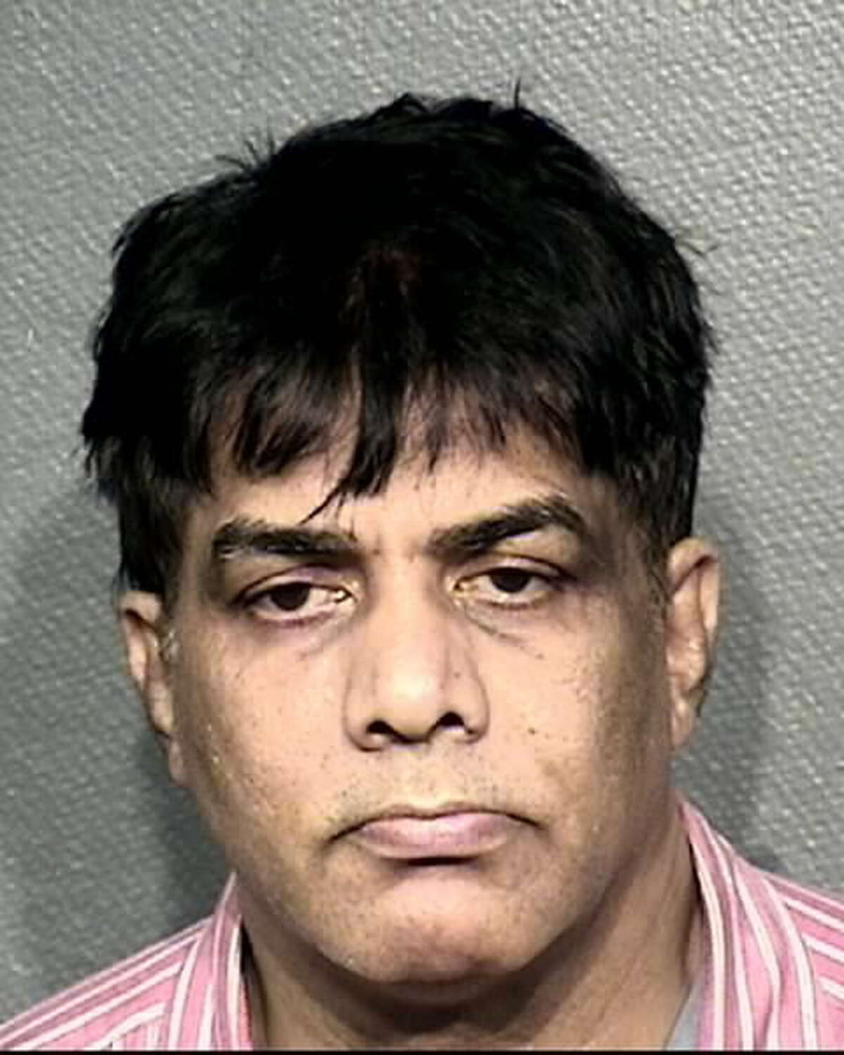 Abdullah Shah was one of 69 suspects arrested by the Houston Police Department and charged with either compelling prostitution or soliciting prostitution during the months of June and July 2018.