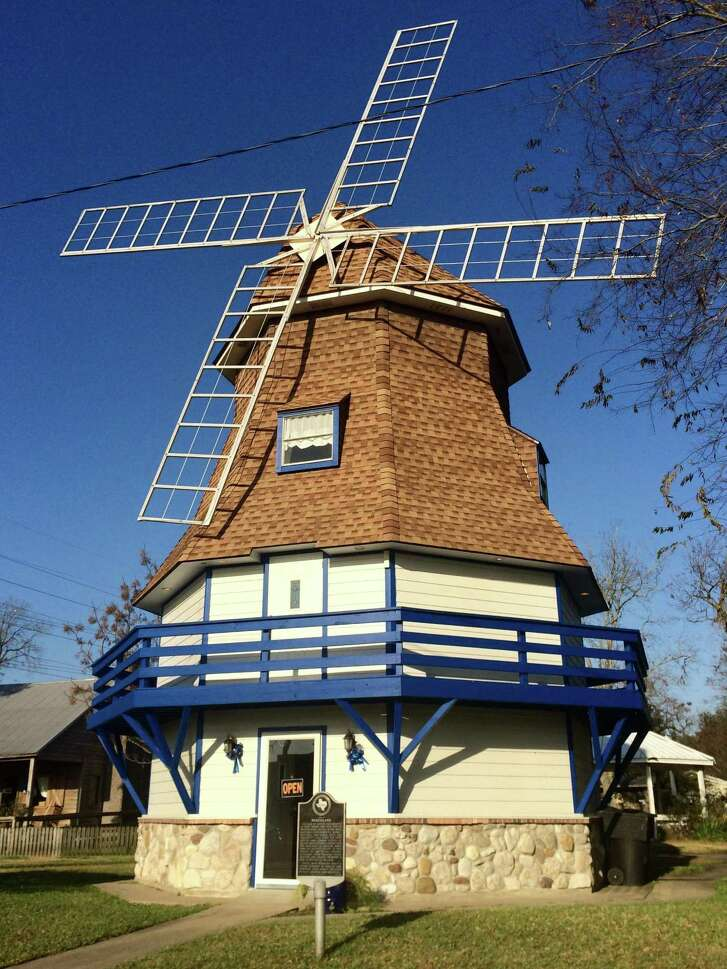 The Dutch Windmill Museum, housed in a replica windmill located in Tex Ritter Park in Nederland, 6.5 miles from Port Arthur, is a tribute to the area's Dutch settlers.