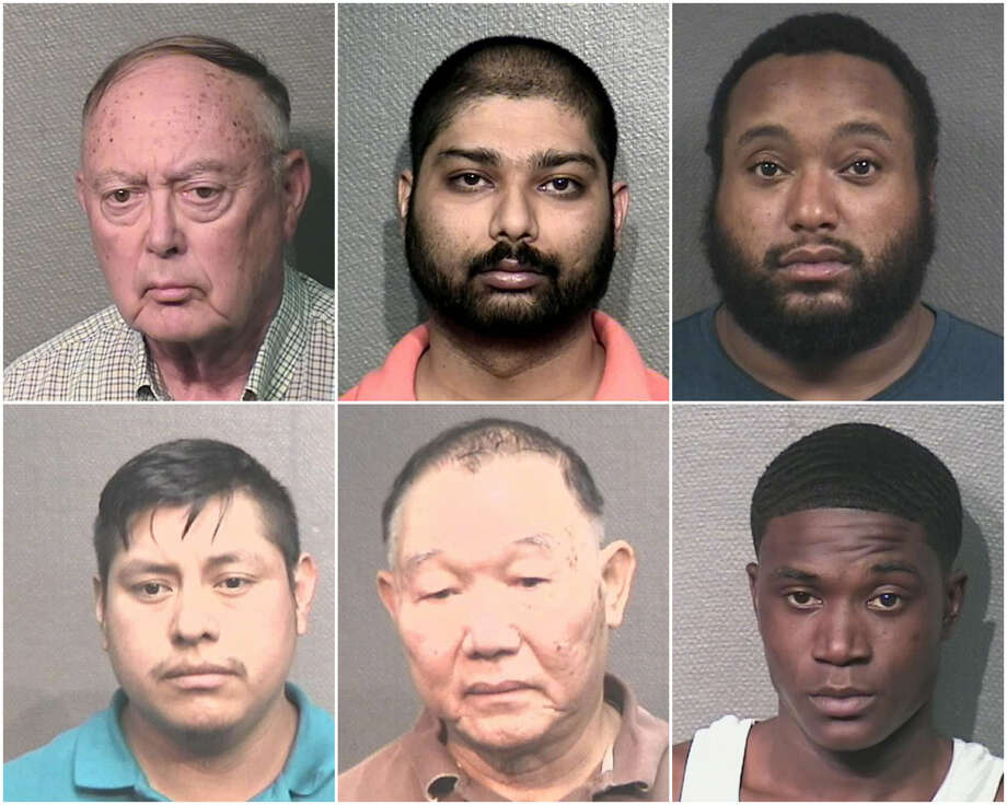 69 suspects arrested on sex trade charges by the Houston